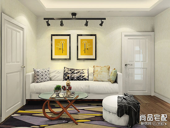 欧式实木布艺沙发