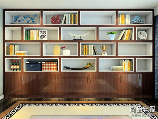 书房装修效果图大全2017图片