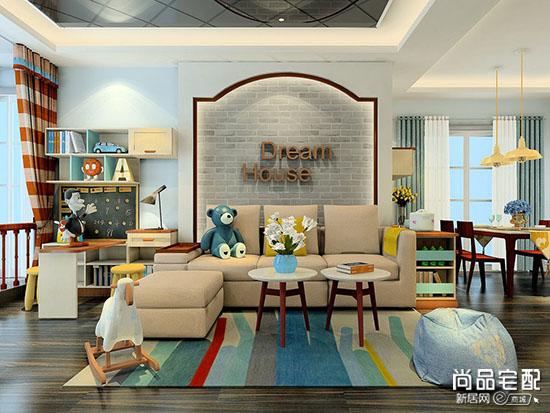 2017家装客厅效果图