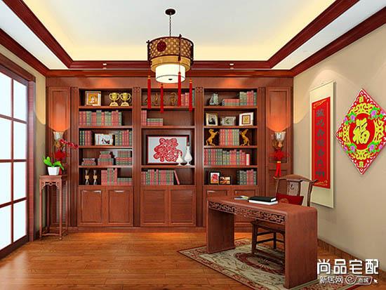 古典书房设计