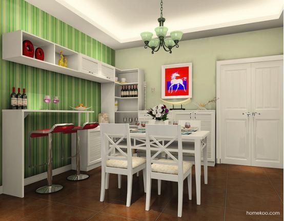 家庭吧台设计图片 吧台设计效果图