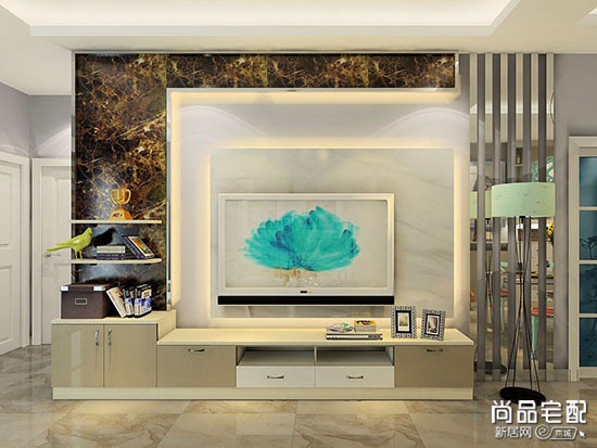 电视柜尺寸如何定