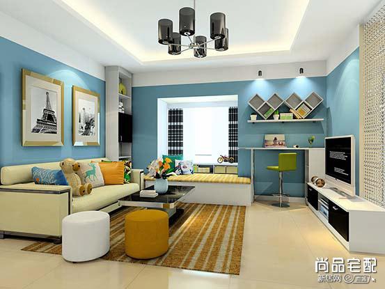别墅客厅装修设计