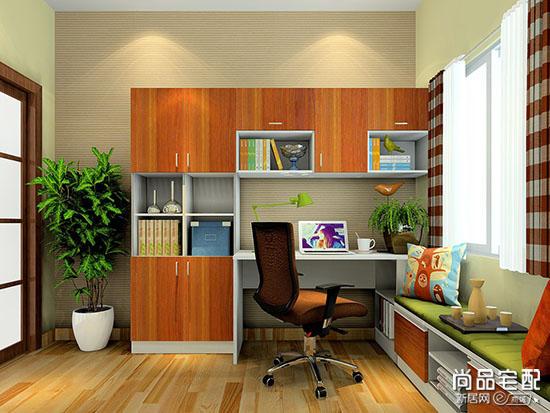 小面积书房设计