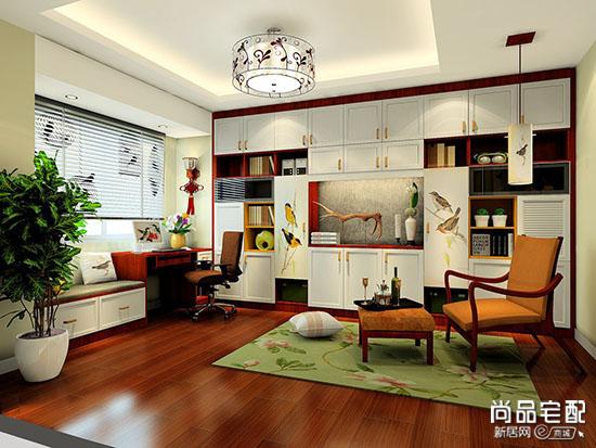 现代书房设计