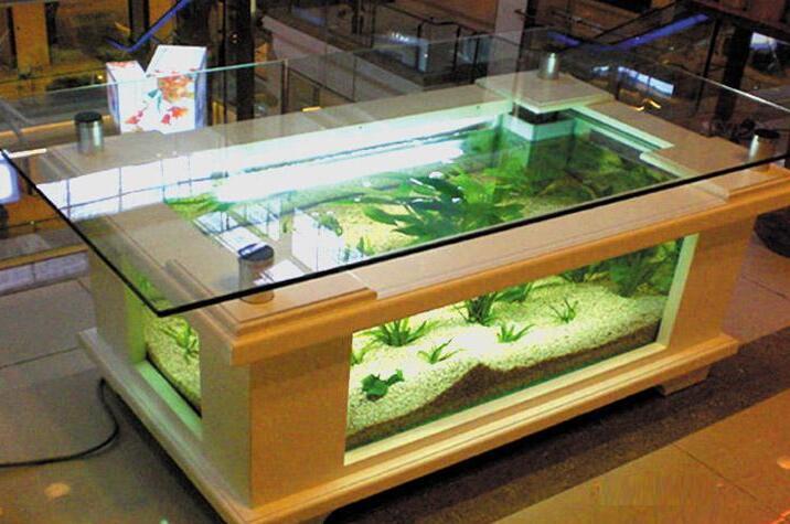 鱼缸尺寸与玻璃厚度
