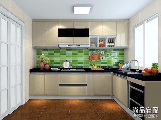 小厨房吧台装修效果图