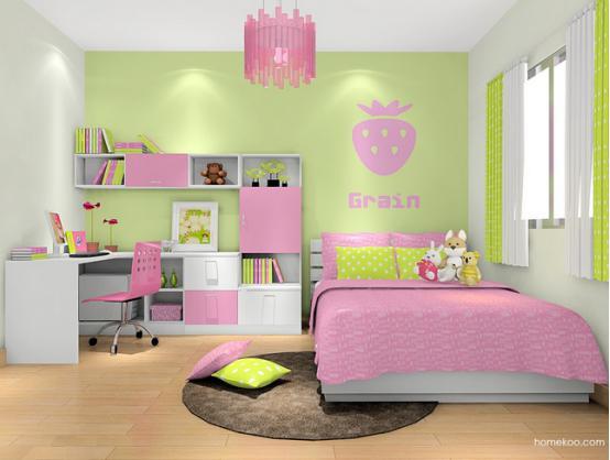 公主儿童床图片