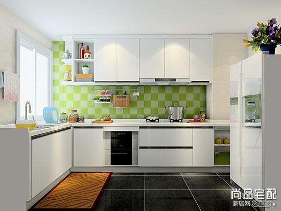 厨房装修效果图小户型