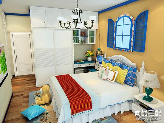 卧室柜子效果图