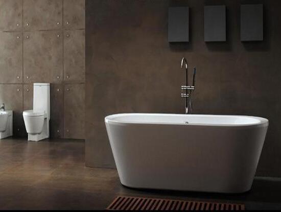 浴缸尺寸规格:椭圆浴缸