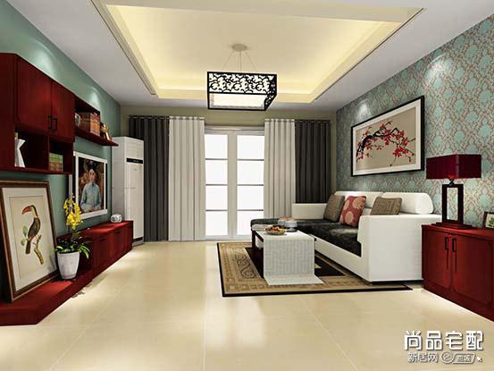 客厅装饰柜