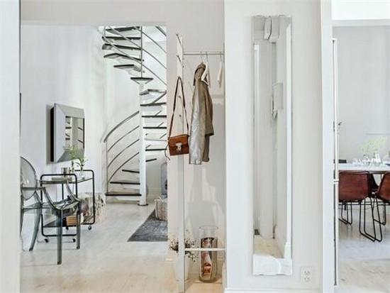 旋转楼梯尺寸