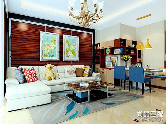 品牌布艺沙发组合