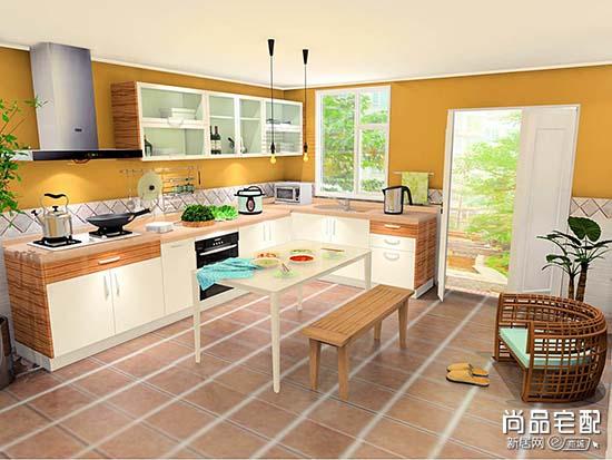 厨房集成吊顶装修效果图