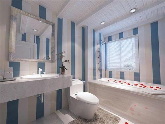 嵌入式浴缸高度