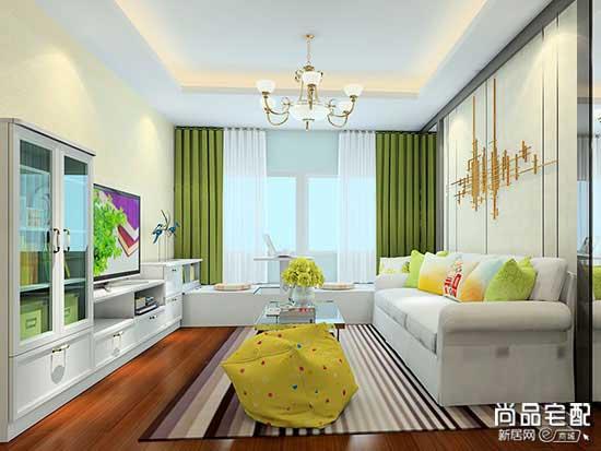 客廳吊燈的安裝高度