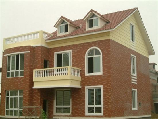 房子外墙瓷砖效果图