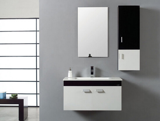 卫生间pvc浴室柜
