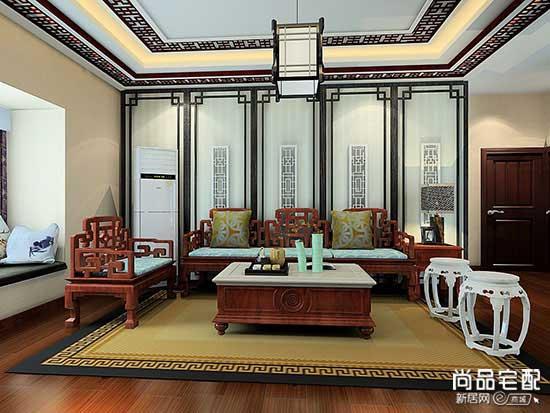 中式沙发靠垫