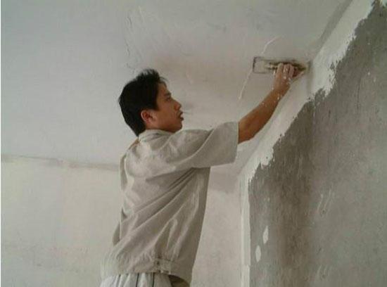 外墙涂料施工工艺