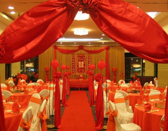 有创意的婚礼流程_中式婚礼图片