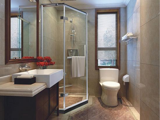 小卫生间淋浴房尺寸