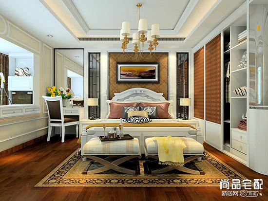 卧室梳妆台设计效果图