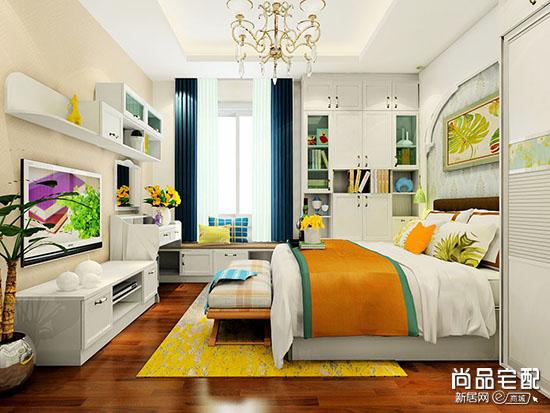 卧室梳妆台设计