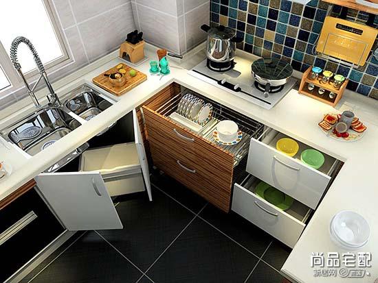 整体厨房设计尺寸