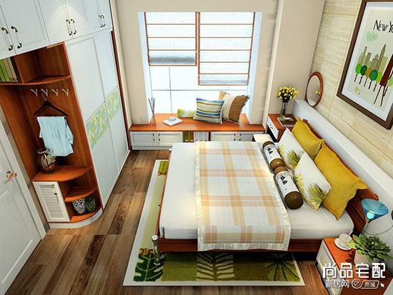 卧室床头背景墙