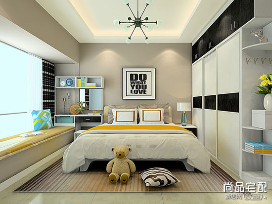 卧室装饰柜