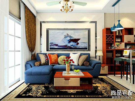 客厅装饰画怎么挂