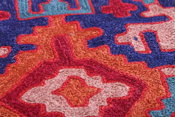 手工羊毛挂毯