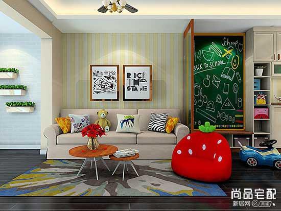 中国十大品牌布艺沙发