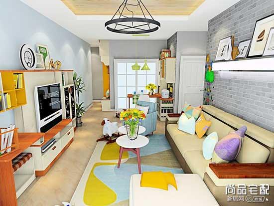客厅灯具图片与价格