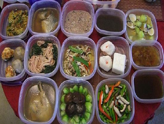 食谱餐30天菜谱的详细芭月子山海经是其实本图片
