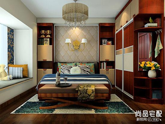 卧室装修用什么灯