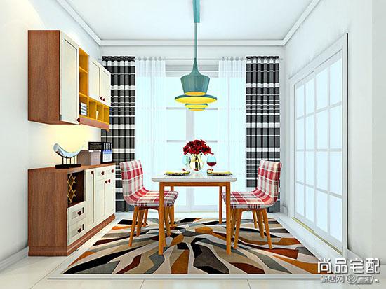 家装餐厅设计效果图