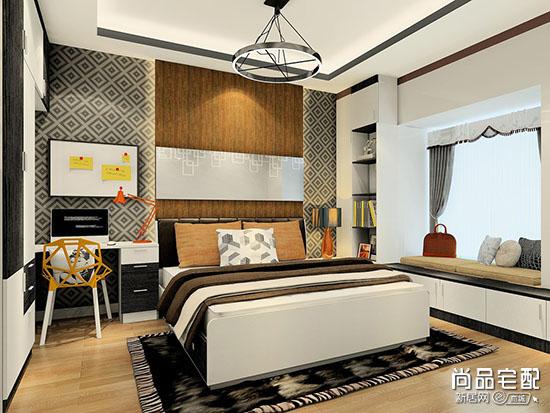 卧室设计实景图