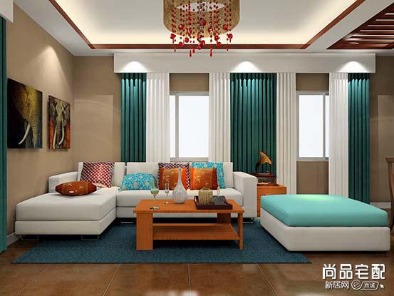 客厅吊灯的图片和价格
