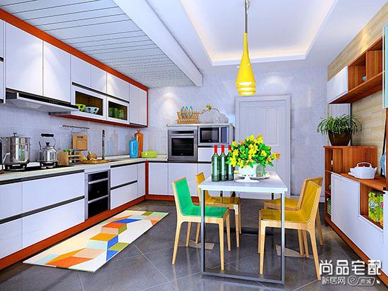 家庭小厨房设计