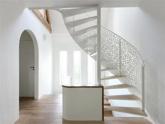 旋转楼梯设计图