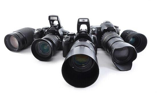 单反相机相比于数码相机的一个很大的优势还在于它拥有比较强大的扩展