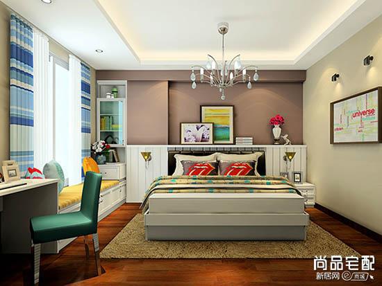 卧室壁灯安装高度