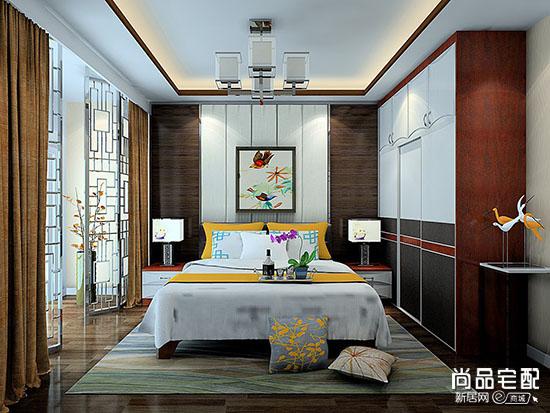 卧室家具摆放风水