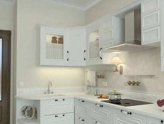 橱柜 厨房 家居 设计 装修 550_415