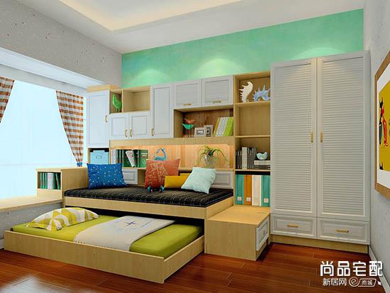 儿童卧室衣柜会比较好用吗?