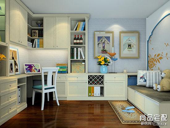 小书房怎么设计合理