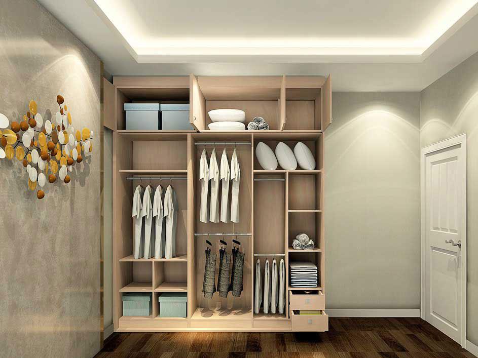 一口价衣柜,让你一眼相中想要的衣柜设计